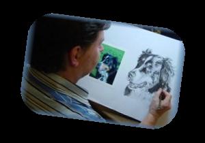 Portraits & Beschriftungen